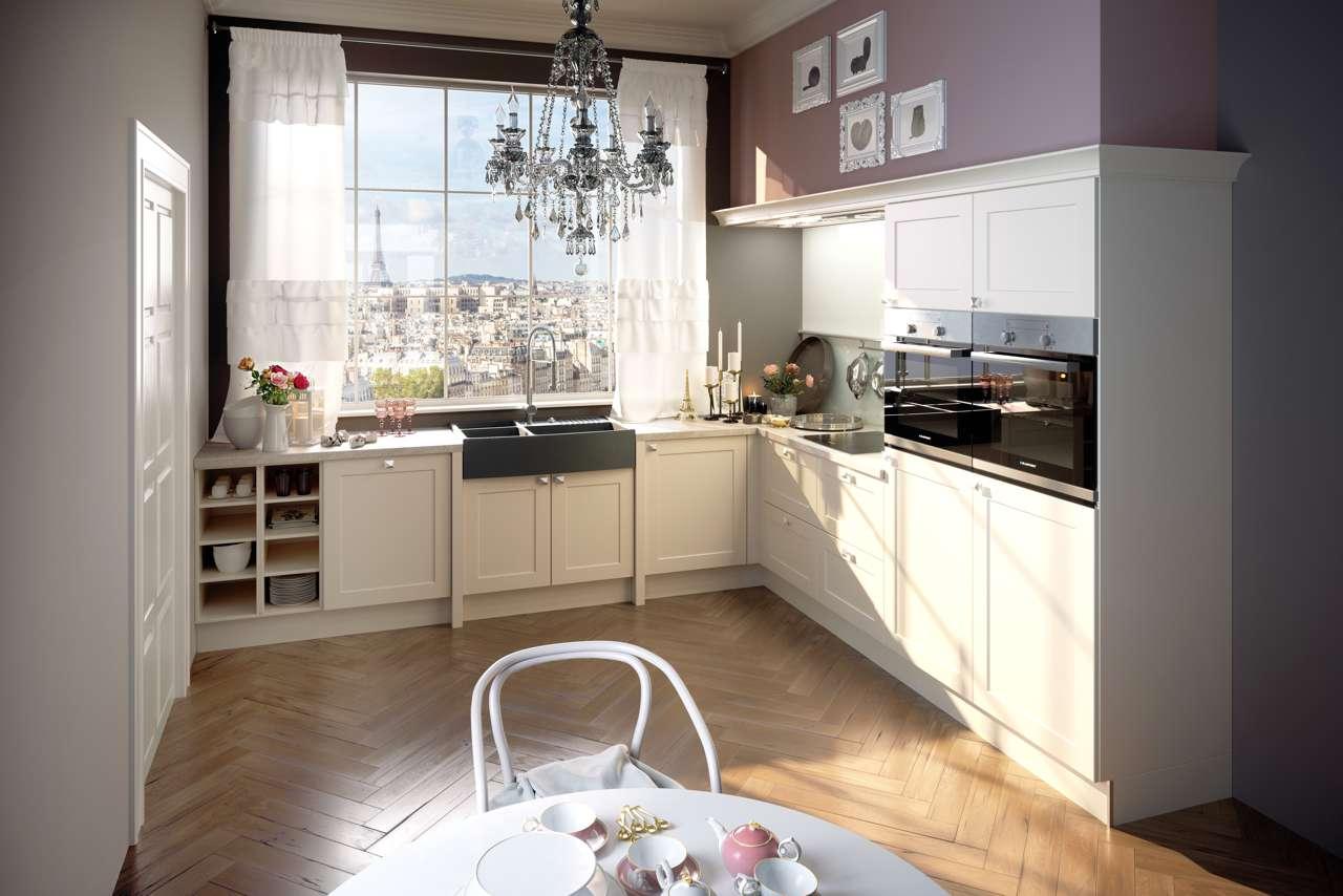 Küchen im Romantik-Look | Küchen Journal