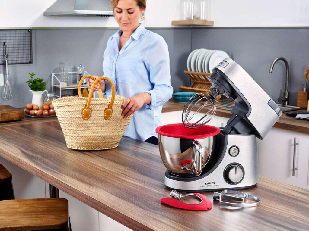 Neue Küchenmaschine mit Fingerspitzengefühl für alle Dessertliebhaber. Foto: Krups