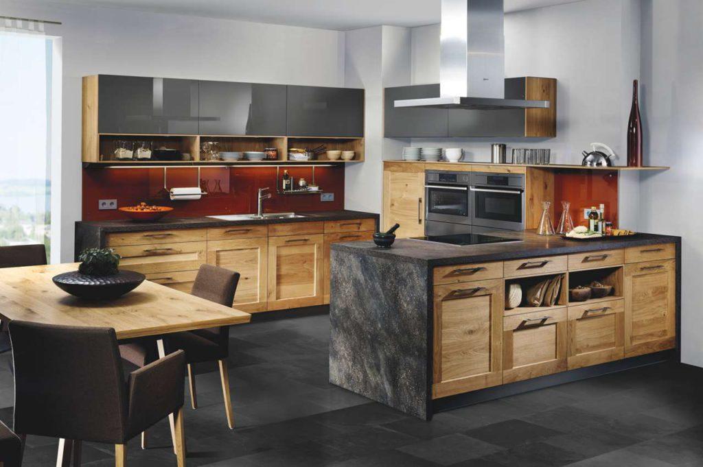 ewe Küche Matera. Foto: ewe