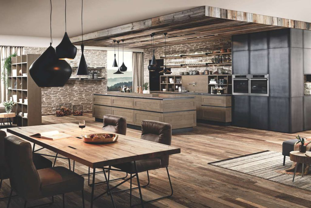 ewe Küche Ligna. Foto: ewe