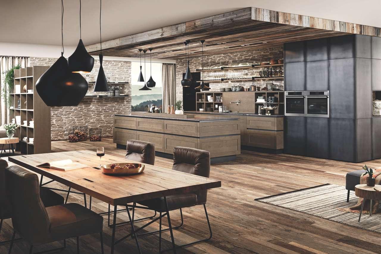 Zwischen Nostalgie und modernen Features – Küchen Journal
