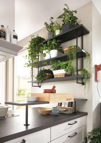 Regelsystem Küche
