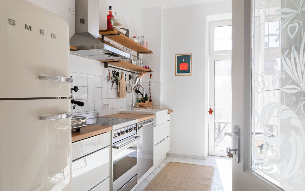 SMEG Küchenreferenz Altbau (3)