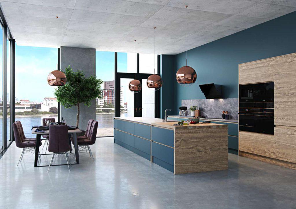 SMEG_DOLCE_STIL_NOVO Küche