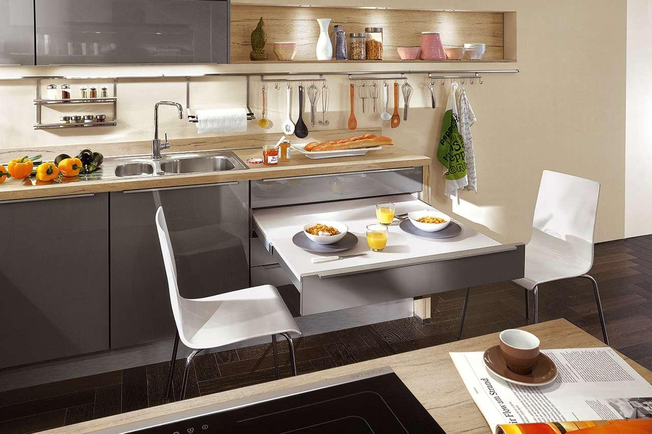 Essplatz in der Küche 4Foto-djdTopaTeamNobilia – Küchen Journal