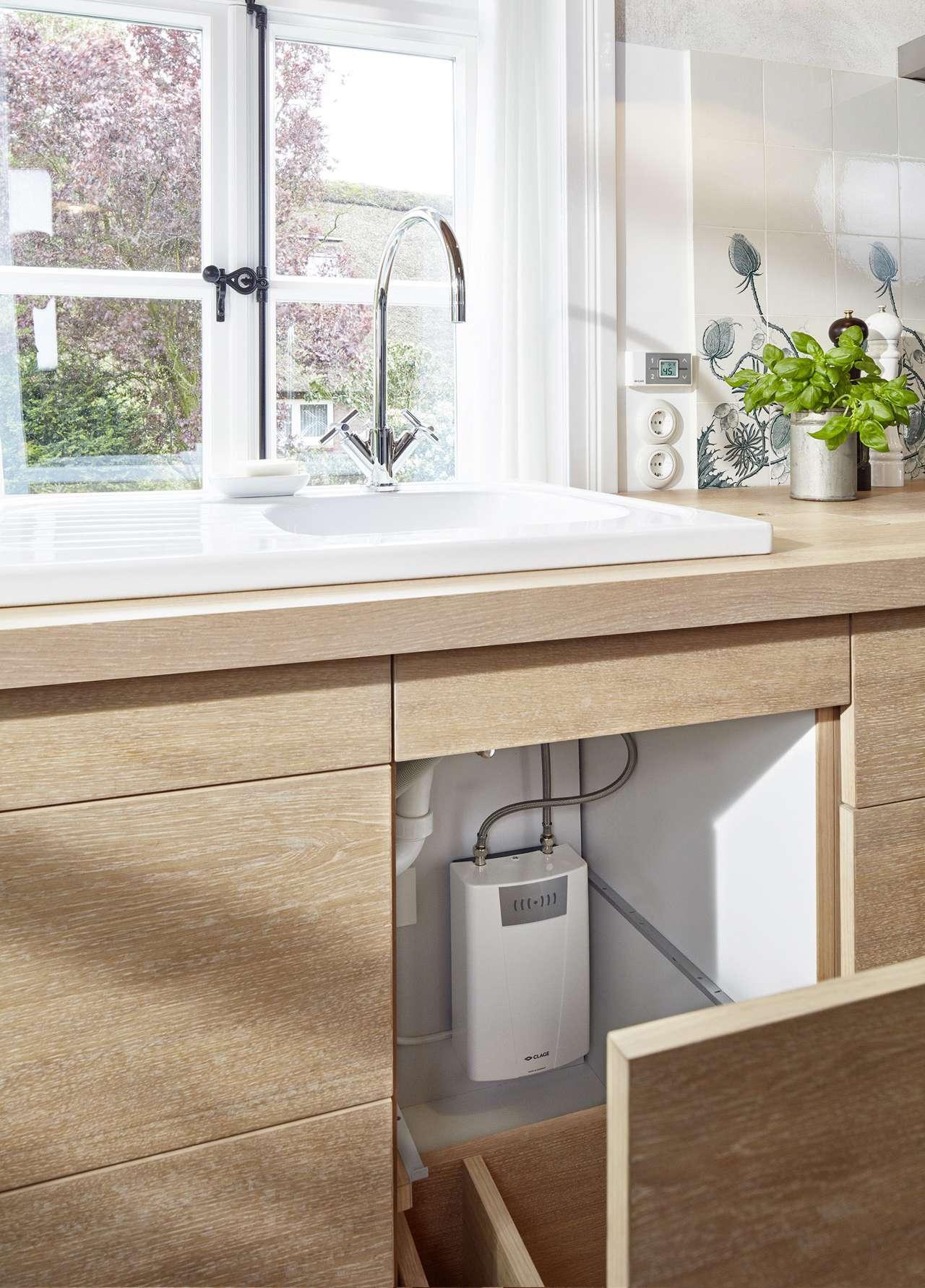 Warmwasser-Komfort in der Küche – Küchen Journal