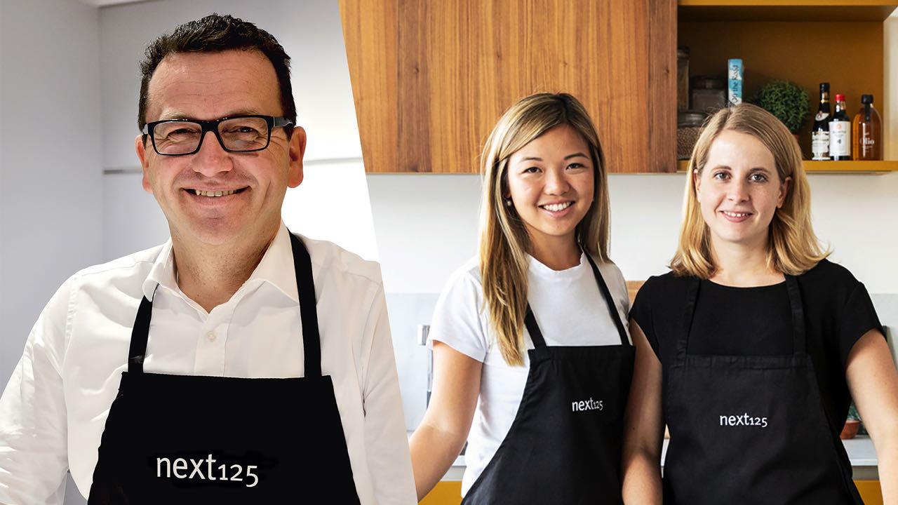Genuss Im Doppelpack Next125 X Kitchen Stories Kuchen Journal