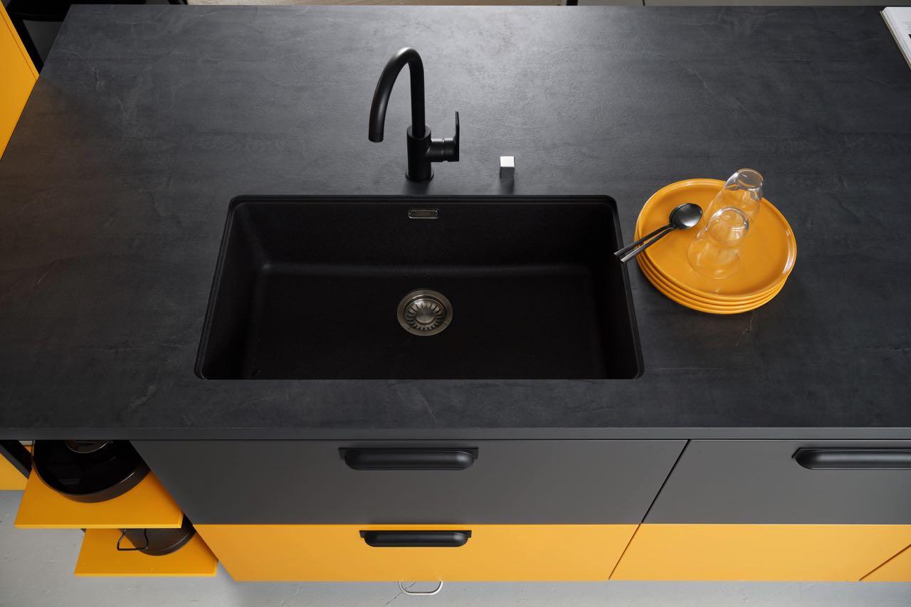 Unterbauspüle mit Schichtstoffplattte? – Küchen Journal