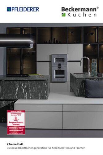 Beckermann® Küchen   Pfleiderer   XTreme Matt
