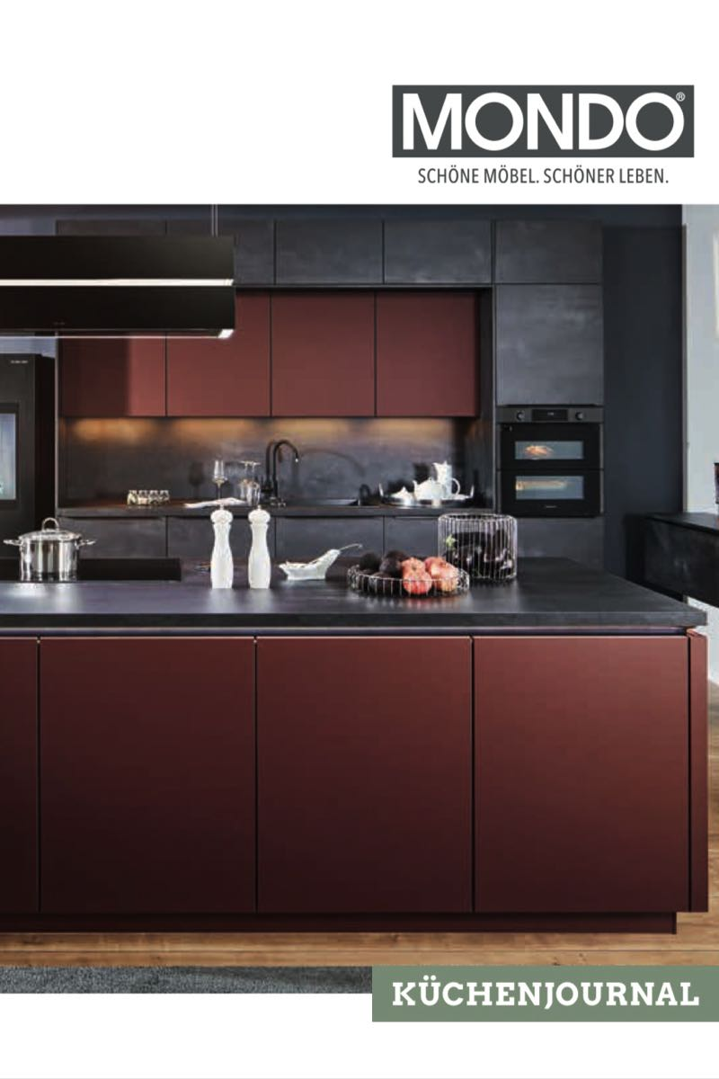 Mondo – Küchen Katalog – Küchen Journal