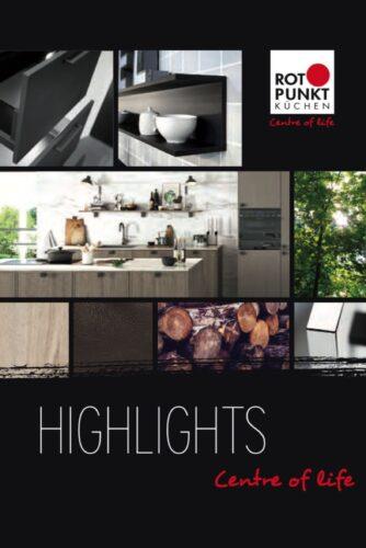 Rotpunkt Küchen Highlights