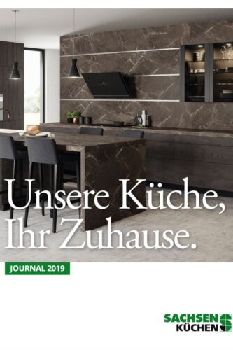 SACHSENKÜCHE  Journal 2019