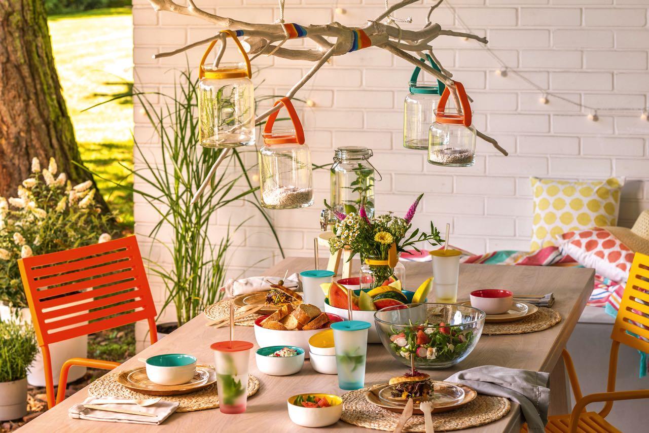 Wunderbar Gedeckter Tisch Kuchen Journal